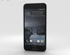 android 3D model HTC One A9 Carbon Gray