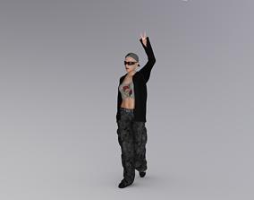 Protestor 3D