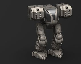 3D printable model Robot mech 1