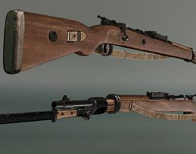 3D Gewehr 98 - Type Rifle
