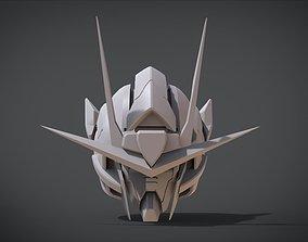 Gundam OO Head 3D printable model