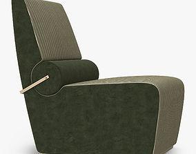 Pelcorte - Lounge chair 3D