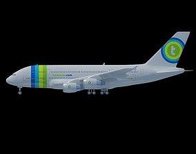 3D Transavia Airlines Dutch