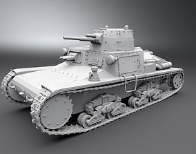 Fiat M11 39 3D printable model