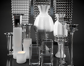 3D vases and lamps