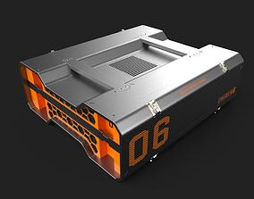 3D model Sci-Fi Box-07