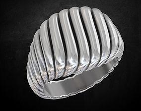 Unisex ring many size 179 3D printable model