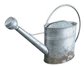Dirty watering can 3D model