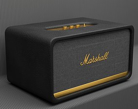 3D model Marshall - stanmore ii bluetooth speaker