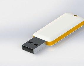 3D USB Memory Stick
