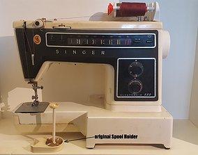 3D print model Singer Electronic 560 Spool Holder