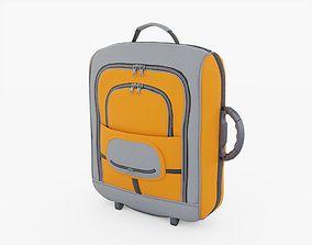 3D asset Travel Bag