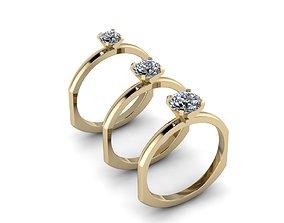 3D printable model Jewelry Rings NINE RINGS 001