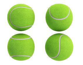 Tennis Ball 3D model adobe-challenge-sports-hobbies