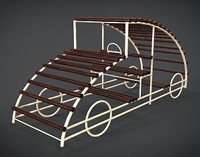 Playset 2 3D model game-ready