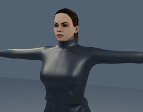 3D model rigged Sydney