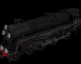 3D asset BR Standard Class 5MT