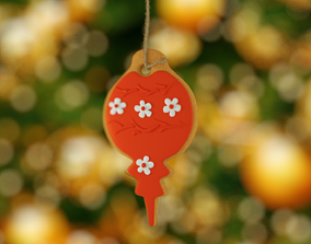 Christmas Cookies Toy 3 3D asset