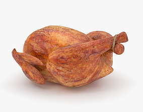 Roast Chicken 3D