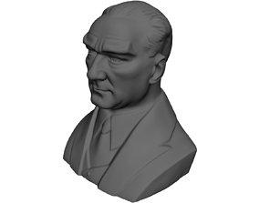 3D Ataturk stl