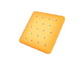 Square Cracker 3D