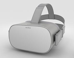 3D model Oculus Go