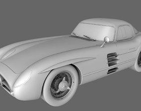 Mercedes Benz SLR 300 AMG 3D model