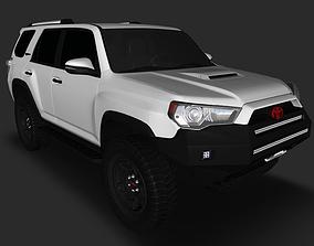 2017 Toyota 4Runner TRD Pro Edition 3D