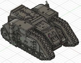board Aurox transport 3D printable model