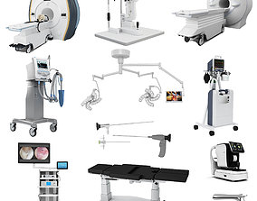 3D model Medical Collection 2