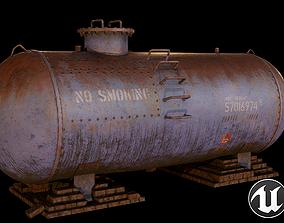 Gas Cistern 3D model