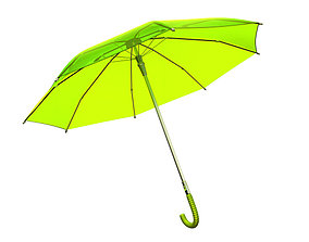 Detailed Umbrella 3D