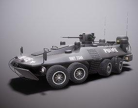 SWAT APC 3D model