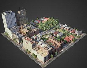 3D City District A16-R17