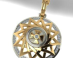 3D print model Erzgama - the oldest amulet