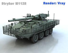 Stryker M1128 3D model