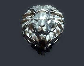 3D printable model Lion Head 2