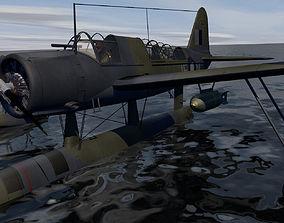 3D Vought Kingfisher Mk-1 - RAAF