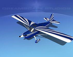 3D model Bellanca Citabria 7KC V05