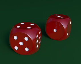 Playing Dice with Rounded Corners 3D