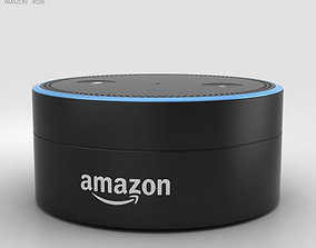 Amazon Echo Dot dot 3D model