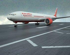 Boeing 777-300ER 3D