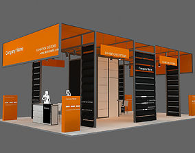 exhibition 3D Exhibition Stand