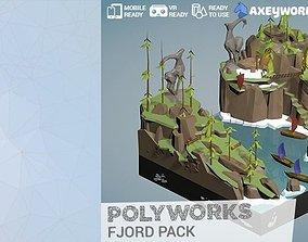 PolyWorks Fjord Pack 3D model
