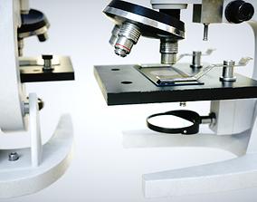 Microscope 3D PBR
