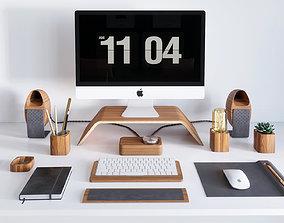 Grovemade desktop set 3D