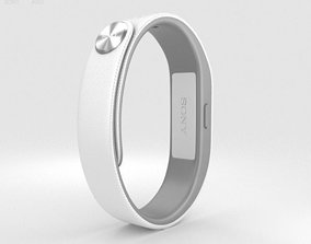 Sony Smart Band SWR10 White 3D