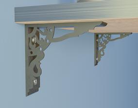 shelf bracket 11 3D printable model