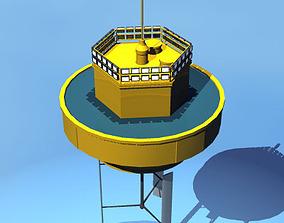 3D model Kobold turbine
