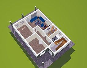 3D printable model House 22